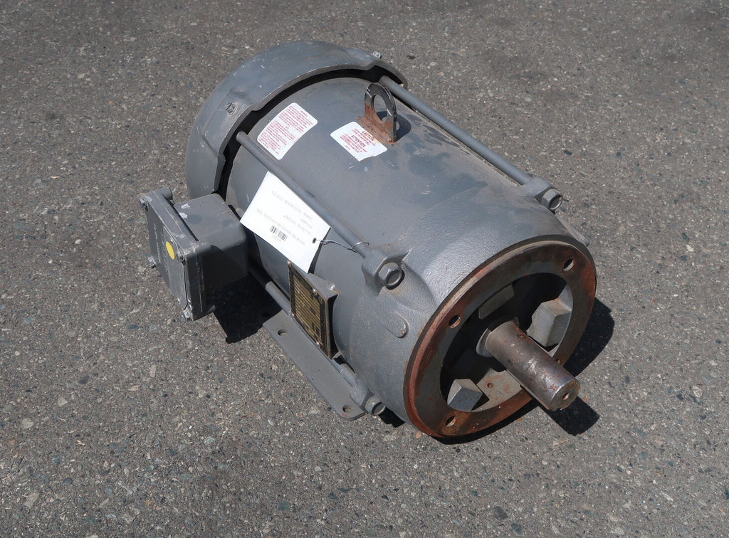5 hp Electric Motor No. BW545857