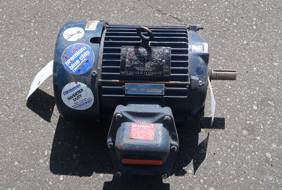 MARATHON 5 Hp Electric Motor