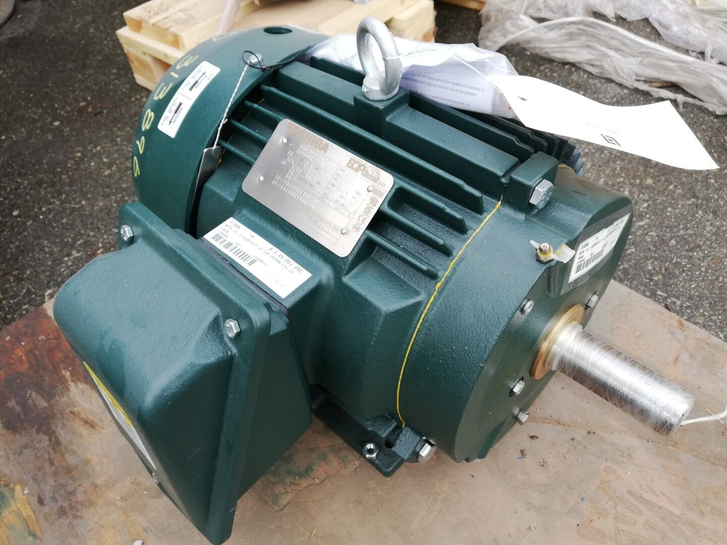 10 hp Industrial Electric Motor No. 0102XDSC41A-P