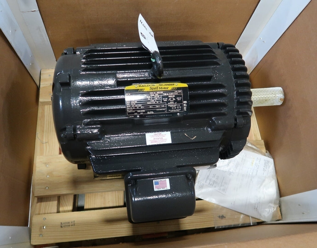 25 hp Electric Motor No. MTD01006