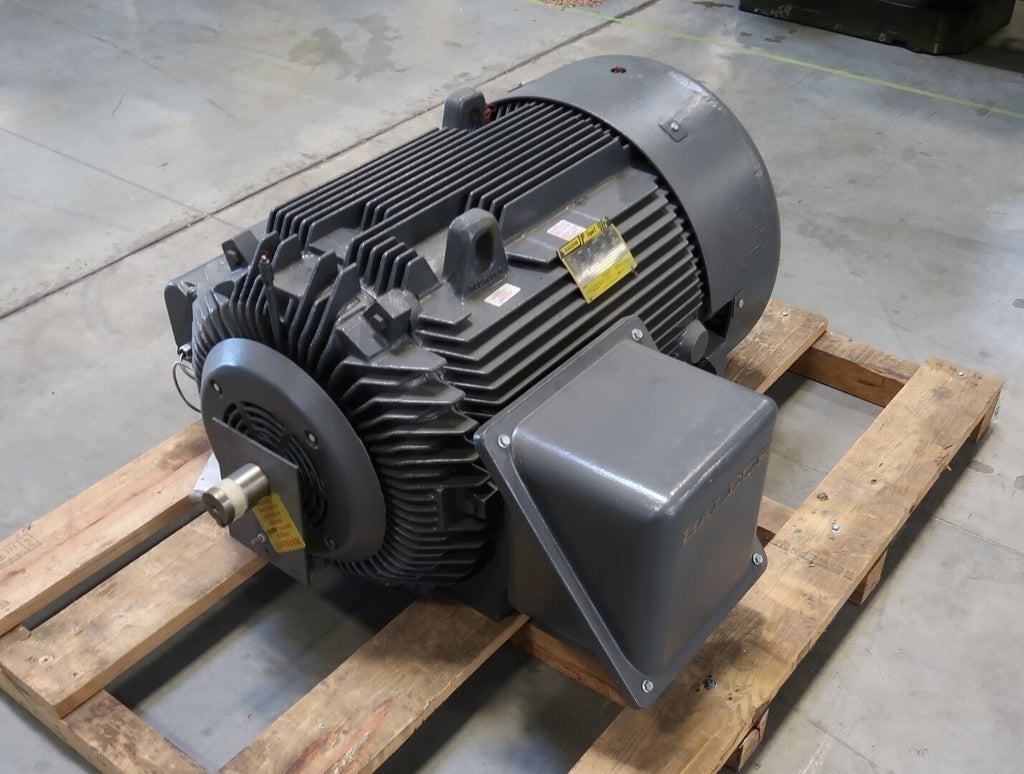 400 hp Super-E Electric Motor