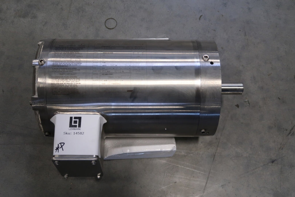 1.5 hp Super-E Electric Motor