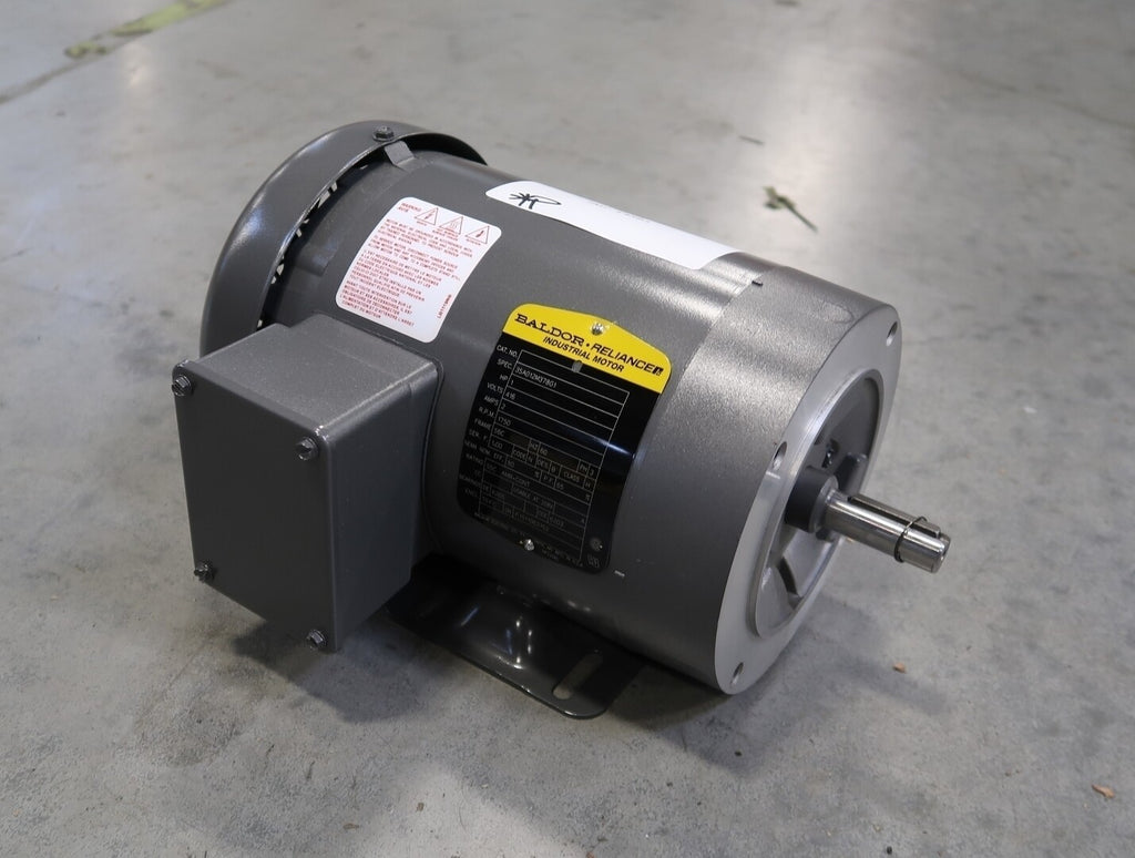 BALDOR 1 hp Electric Motor