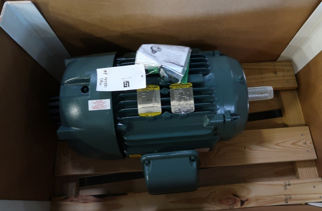 BALDOR 30 hp Electric Motor