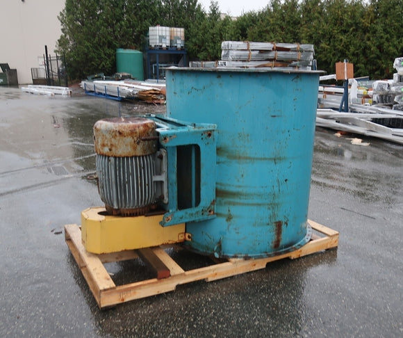 TWIN CITY 40 hp Axial Vane Blower