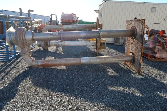 Vertical Slurry Stainless Steel Pump