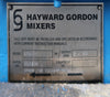 HAYWARD GORDON Mixer STX-10 Ram Parallel Shaft Mixer Drive