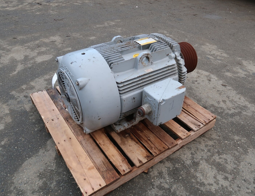 200 hp Industrial Motor No. 18K012X810