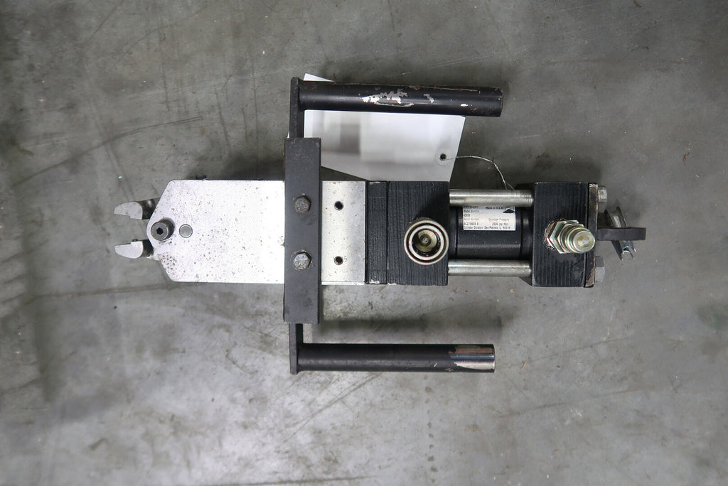 "SKEANS Air Cylinder - Bore: 4"" Stroke: 2.5"""