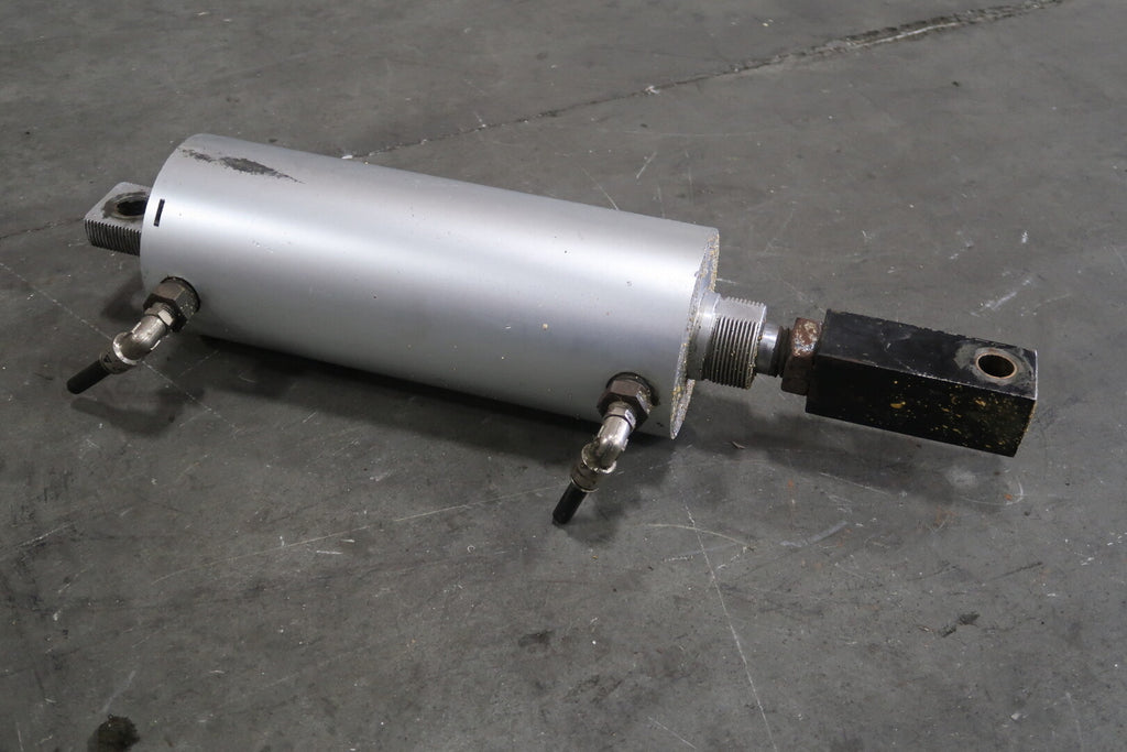 "Air Cylinder - Bore: 4"", Stroke: 12"""