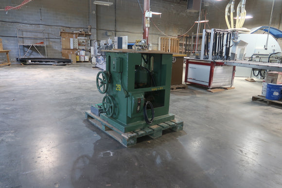 PEARSON Spindle Sanding Machine