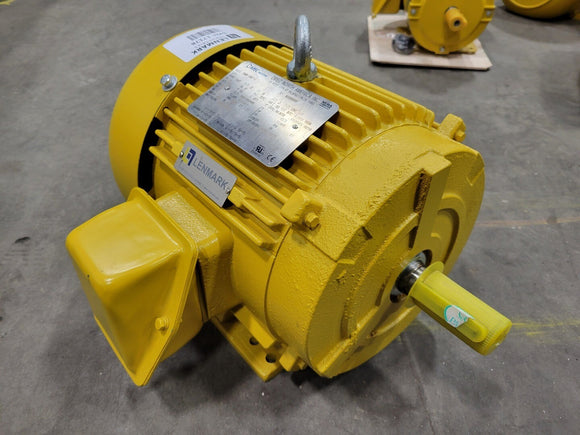 OMEC 5 Hp Industrial Electric Motor