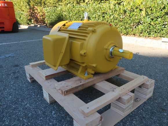 OMEC 15 Hp Industrial Electric Motor