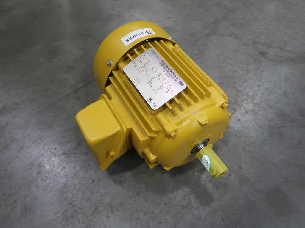 2 hp Industrial Electric Motor OMN-145T-4