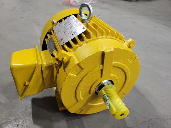 OMEC 3 Hp Industrial Electric Motor