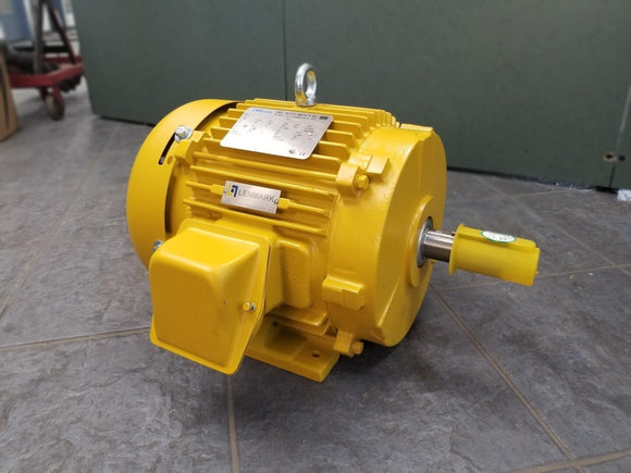 OMEC 7.5 Hp Electric Motor