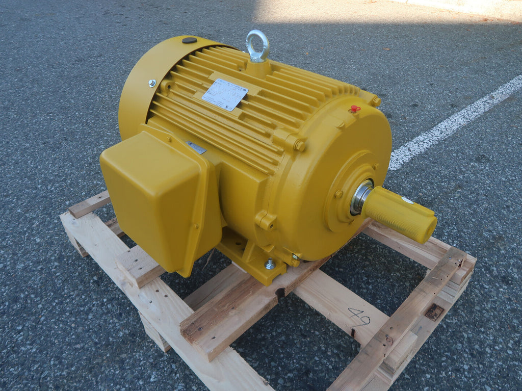 40 Hp Industrial Electric Motor OMN-324T-4