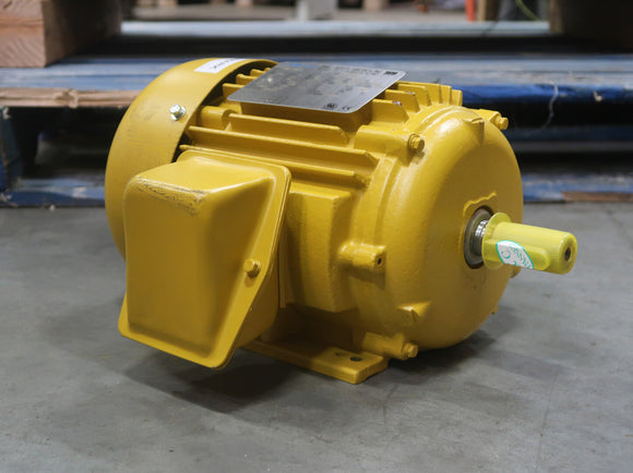 OMEC 1.5 Hp Industrial Electric Motor