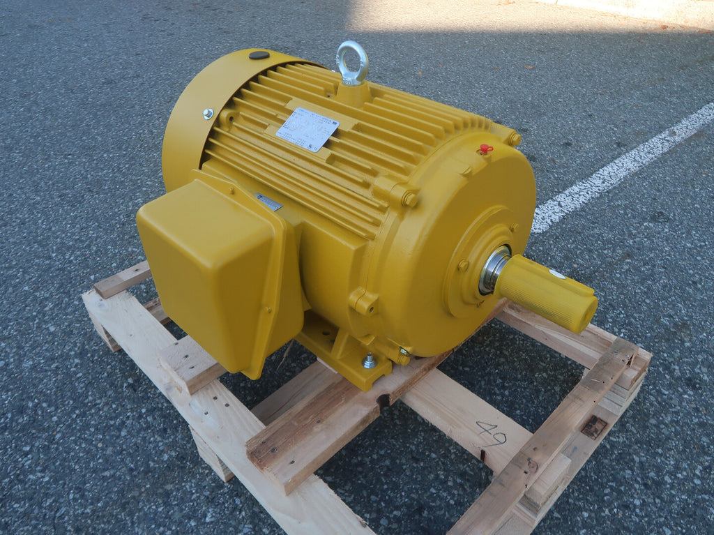 30 Hp Industrial Electric Motor No. OMN-326T-6