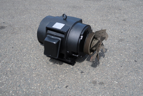 VENTPAK 25 Hp Electric Motor Includes 4 Belts