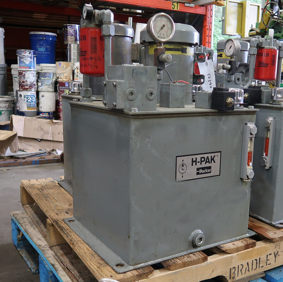 PARKER Hydraulic Power Units