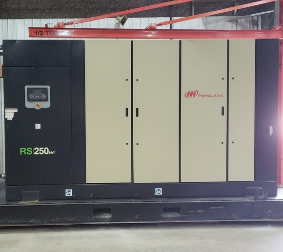 INGERSOLL-RAND 1780 Cfm VSD Rotary Screw Compressor