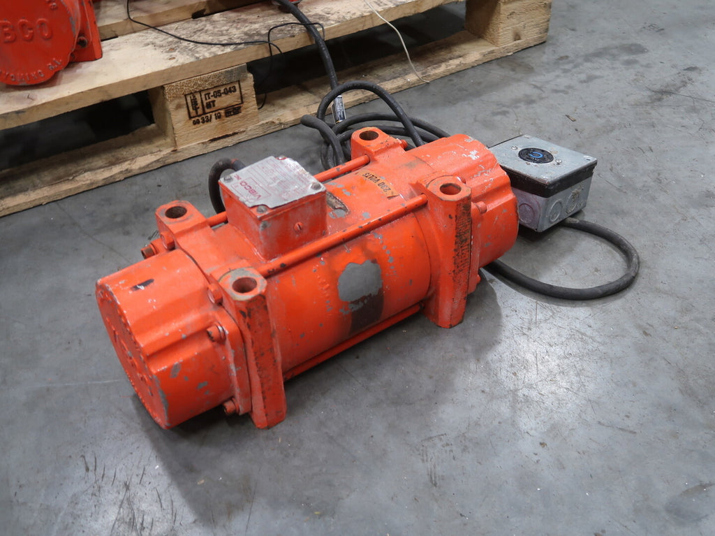 4P-1000 Heavy Duty Electric Vibrator