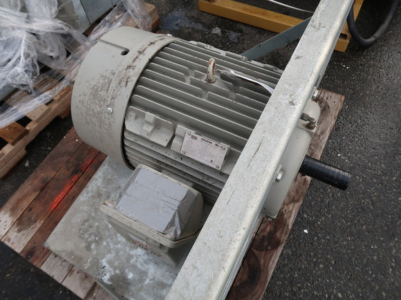 SIEMENS 40 Hp Industrial Electric Motor