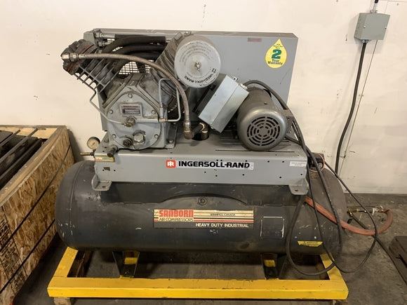 INGERSOLL RAND 5 Hp Air Compressor