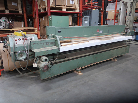 SCHEER FM-4 Automatic Furniture Saw