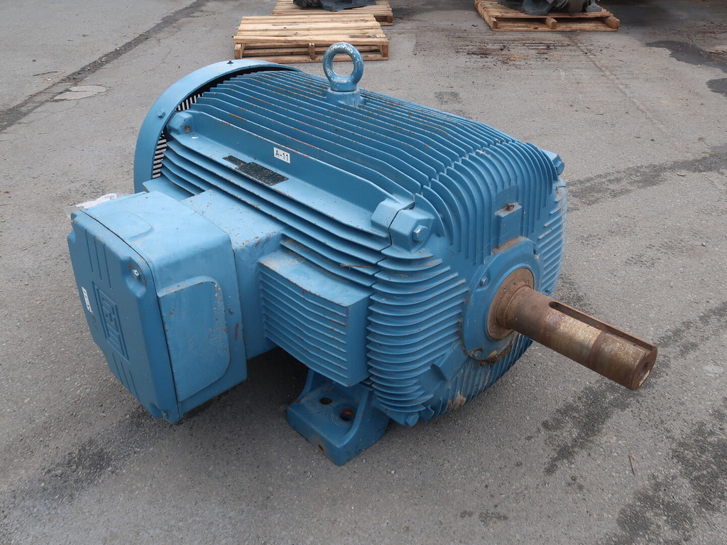 300 hp Industrial Electric Motor No. 03MAI11