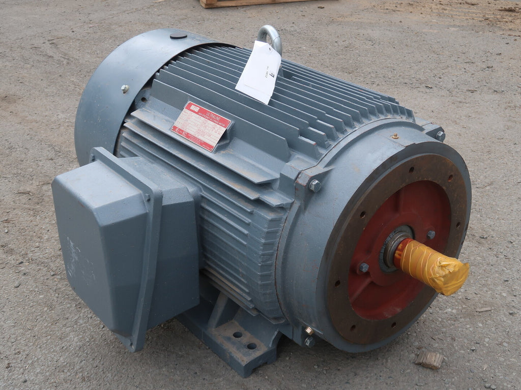 150 hp Industrial Electric Motor No. MUE551