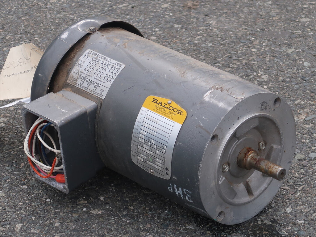 3 hp Industrial Electric Motor