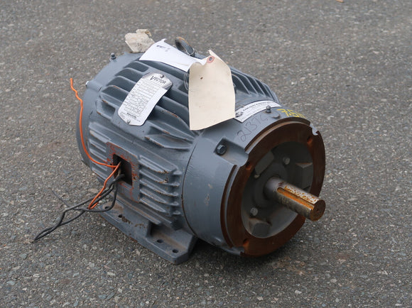 BALDOR 7-1/2 hp Industrial Electric Motor