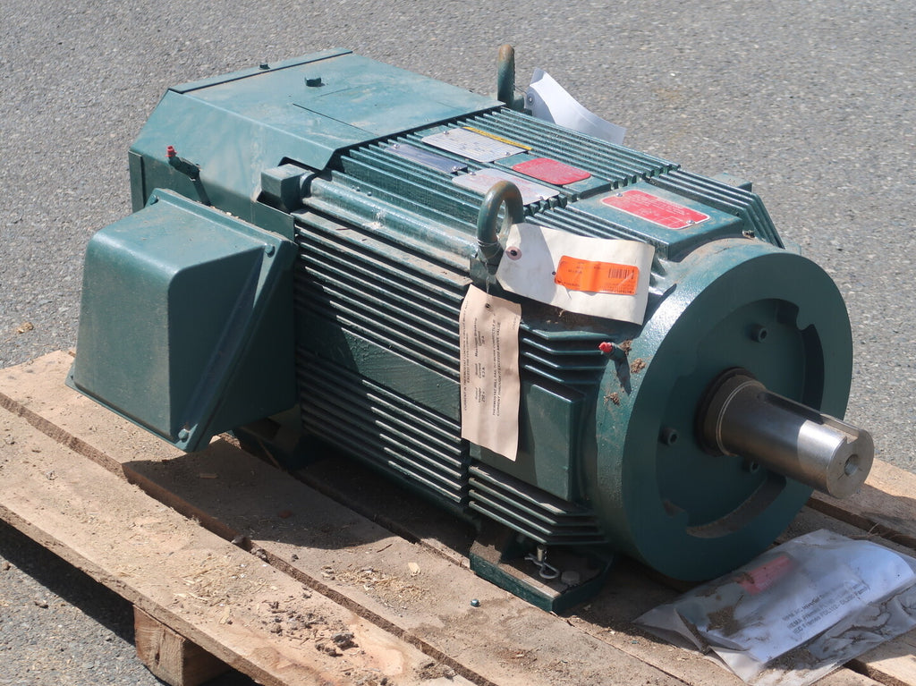 75 hp Industrial Electric Motor