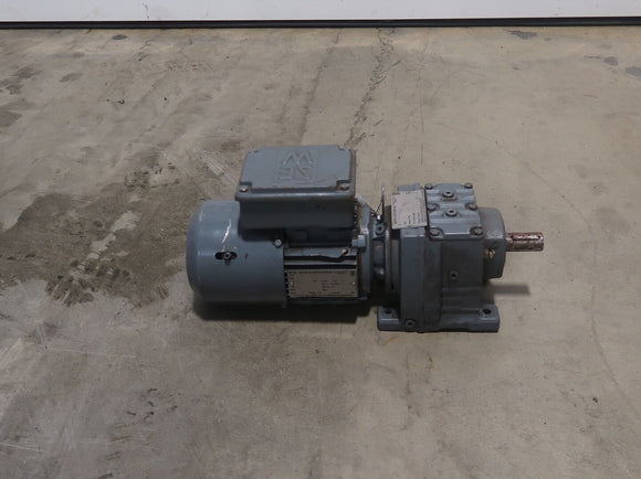SEW-EURODRIVE R37A Gearbox with Motor