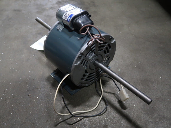 GENTEQ 1/8 hp Thermally Protected Fan Blower