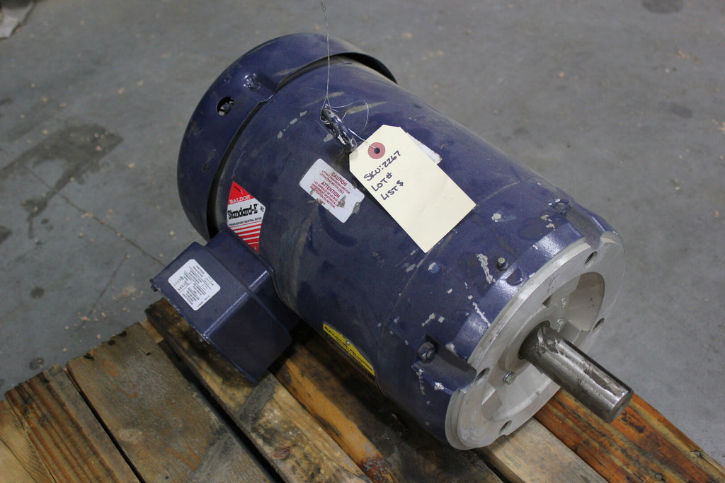 7.5 hp Electric Motor No. VM3710T-5