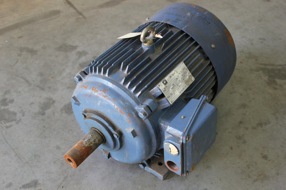 DUTCHI 25 Hp Electric Motor