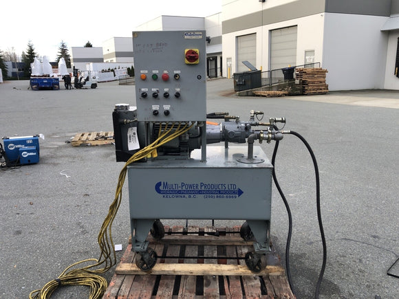 MULTI POWER PRODUCTS 10 hp Hydraulic Power Pack