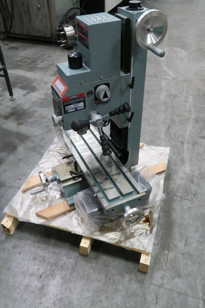 "3/4"" Milling & Drilling Machine with Digital Readout"