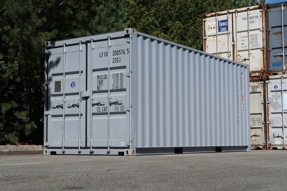 20 ft New/One-Trip Container