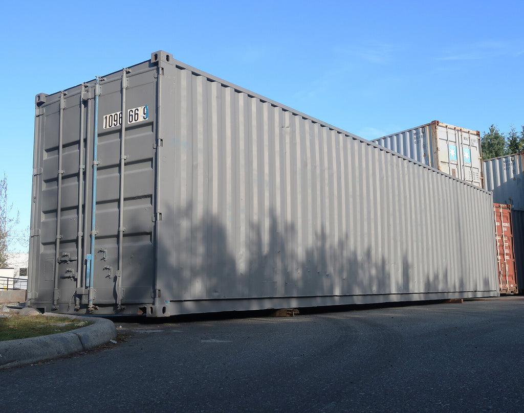 40 ft Good Order High-Cube Container