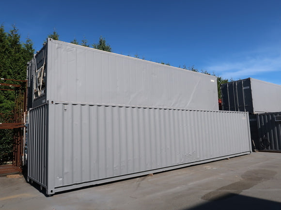 40 ft Premium High-Cube Container