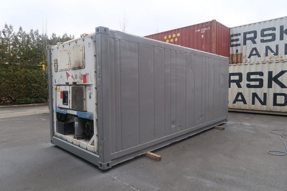 20 ft Good Order Refrigerated Container (Non-Working Refer)