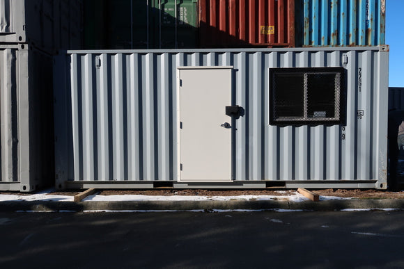 20 Ft Site Office Container