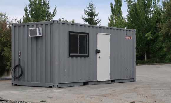 ROUGH & TOUGH 20ft Site Office Container