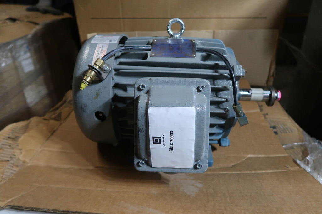 TECO 1.5 hp Electric Motor