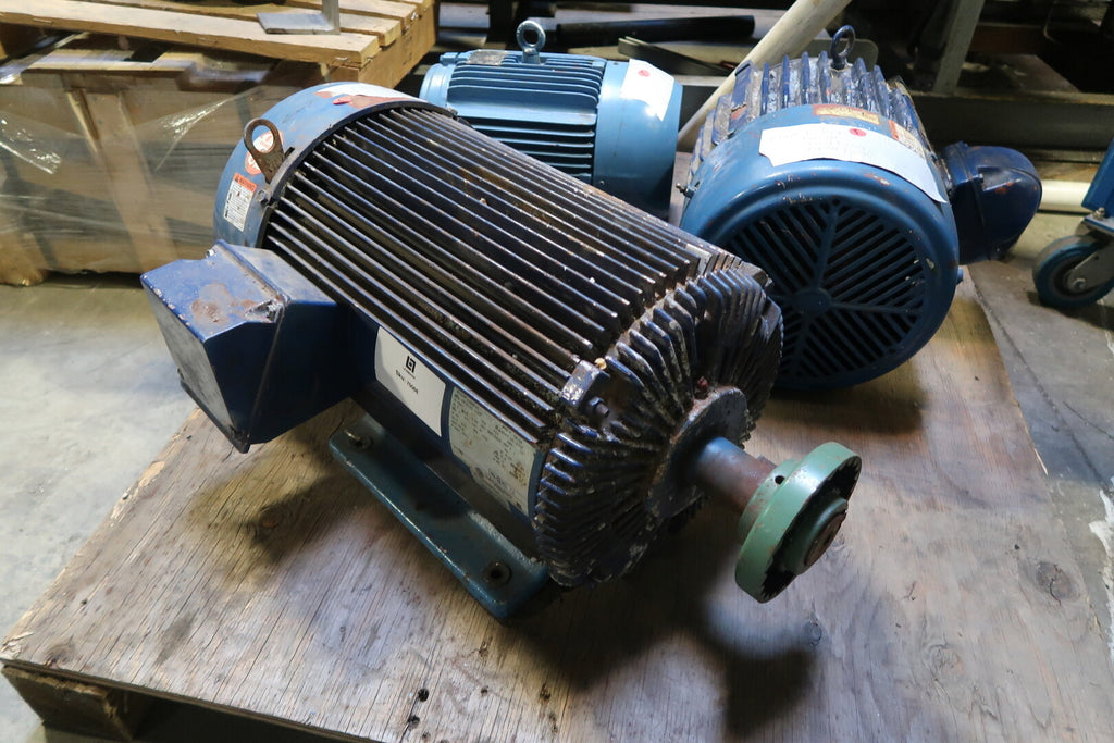 US ELECTRIC 25 hp Electric Motor