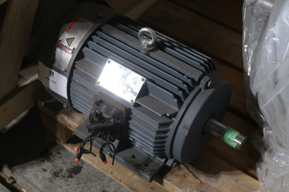 EMERSON 7.5 Hp Electric Motor